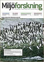 Tidningen Miljöforskning