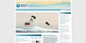 Baltic Nests Webbplats